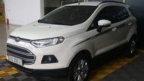 Bán xe Ford EcoSport 1.5P Trend MT đời 2017, màu trắng, giá 456tr