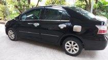 Bán xe Toyota Vios đời 2009, màu đen
