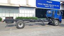 Bán Thaco AUMAN C160 E4 năm sản xuất 2019, màu xanh lam, xe nhập