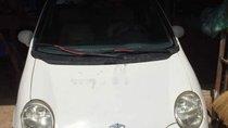 Bán Daewoo Matiz 2004, màu trắng, xe máy lạnh, kính chỉnh điện