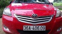 Bán Toyota Vios MT sản xuất năm 2010, màu đỏ, xe rất đẹp