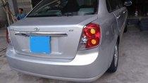 Cần bán lại xe Daewoo Lacetti sản xuất 2008, màu bạc, xe gia đình đi rất kĩ