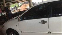 Bán ô tô Toyota Corolla altis sản xuất năm 2003, màu trắng, xe bao đẹp