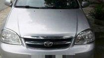 Cần bán gấp Daewoo Lacetti sản xuất năm 2009, màu bạc, nhập khẩu, xe còn nguyên bản