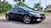 Cần bán lại xe Kia Cerato 2.0AT sản xuất 2016, màu đen, giá chỉ 575 triệu