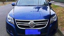 Cần bán gấp Volkswagen Tiguan 2009, màu xanh lam, nhập khẩu, đăng kí lần đầu 2010