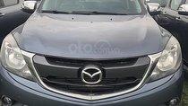Bán xe Mazda BT 50 2.2L 4x4 MT sản xuất 2018, màu xanh lam, nhập khẩu, giá 620tr