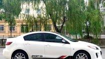 Mazda 3 trắng 2014 - giá cạnh tranh - chất lượng miễn bàn