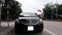 Cần bán Toyota Vios đời 2011, màu đen