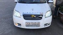 Bán Daewoo Gentra sản xuất 2010, màu trắng, nhập khẩu, xe chất từ trong ra ngoài