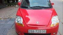 Bán Daewoo Matiz AT đời 2007, màu đỏ, nhập khẩu nguyên chiếc