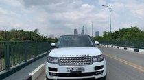 Bán LandRover Range Rover HSE sản xuất năm 2015, màu trắng, nhập khẩu