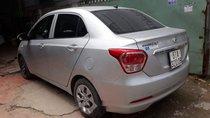 Bán Hyundai Grand i10 1.2AT năm 2016, màu bạc, xe nhập
