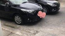 Bán ô tô Toyota Vios 2016, màu đen, không va chạm, không tai nạn