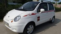 Xe Daewoo Matiz MT đời 2005, màu trắng