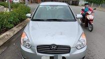 Cần bán Hyundai Azera MT 2008, màu bạc, xe đẹp