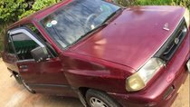 Cần bán xe Kia Pride đời 2001, màu đỏ, xe nhập