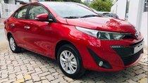 Cần bán xe Toyota Vios đời 2019, màu đỏ, giá tốt