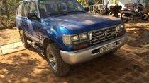 Bán Toyota Land Cruiser 1990, màu xanh lam, xe nhập, còn mới