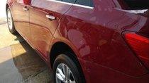 Bán xe Chevrolet Cruze sản xuất 2017, màu đỏ, giá tốt