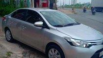 Bán Toyota Vios năm sản xuất 2018, màu bạc, nhập khẩu