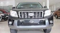 Cần bán gấp Toyota Prado sản xuất 2011, màu đen, nhập khẩu Trung Đông