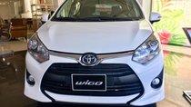Cần bán Toyota Wigo 1.2G số tự động, nhập khẩu, đủ màu, giao ngay