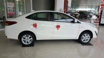 Cần bán Toyota Vios E năm 2019, màu trắng