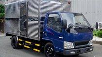 Bán xe tải IZ49 thùng bạt tải 2T4, thùng dài 4m2