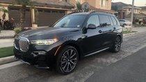 Bán ô tô BMW X7 xDrive 40i sản xuất 2019, màu đen, nhập khẩu, mới 100%. LH: 0905098888 - 0982.84.2838