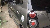 Bán Kia Morning SLX đời 2009, màu xám, xe nhập