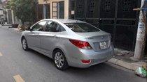 Bán xe Hyundai Accent đời 2018, màu bạc, giá tốt