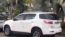 Bán Chevrolet Trailblazer sản xuất năm 2019, màu trắng, nhập khẩu Thái