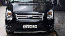 Cần bán Ford Transit MT sản xuất 2018, màu đen còn mới