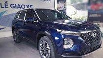 Hyundai Santa Fe 2019 từ 1 tỷ, xe đủ màu giao ngay, khuyến mãi phụ kiện không giới hạn, giao tận nhà, hậu mãi tốt nhất