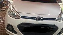 Cần bán Hyundai Grand i10 màu trắng, số sàn, động cơ 1.2, đời 2017 bản đủ