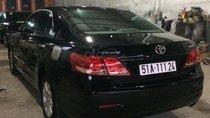 Bán Toyota Camry 2.4G đời 2008, màu đen