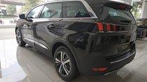 Bán Peogeot 5008 2019, màu đen, new 100% - Động cơ Turbo tăng áp với momen xoắn ấn tượng