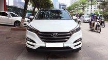 Bán xe Hyundai Tucson 2.0 sản xuất năm 2016, màu trắng, nhập khẩu nguyên chiếc
