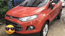 Bán Ford EcoSport Titanium 2017, màu cam