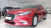 Bán ô tô Mazda 3 sản xuất năm 2018, màu đỏ, số tự động giá 650 triệu