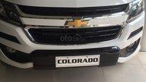 Bán xe Chevrolet Colorado 2.5L VGT 4x4 AT LTZ sản xuất 2019, màu trắng, nhập khẩu, giá chỉ 745 triệu