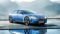 Siêu xe BMW i8 sắp có đàn em chạy điện mới, quyết đấu Tesla Model 3