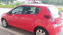 Bán xe Hyundai i20 2011, màu đỏ, xe nhập chính chủ, 340tr