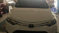 Bán ô tô Toyota Vios MT năm 2016, màu trắng, đăng ký 11/2016