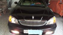 Gia đình bán xe Daewoo Magnus 2004, màu đen, xe nhập