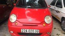 Chính chủ bán Daewoo Matiz năm 2004, màu đỏ