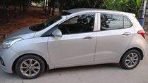 Chính chủ bán Hyundai Grand i10 năm 2014, ĐK 2015, màu bạc, nhập khẩu