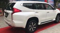 Cần bán xe Mitsubishi Pajero Sport GLS D2 MT đời 2019, màu trắng, nhập từ Thái Lan, hộp số sàn 6 cấp