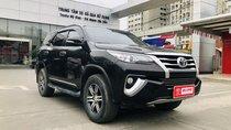 Cần bán xe Toyota Fortuner 2.4G 4x2MT đời 2017, màu nâu, nhập khẩu